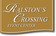 Ralston's Crossing Event Center Logo